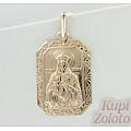 """Золотая икона """"Святая Варвара"""""""