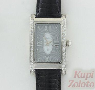 """Серебряные женские часы с фианитами """"Камилла"""""""